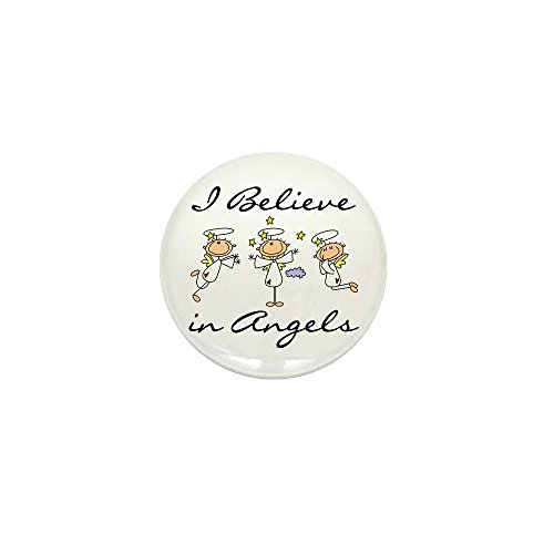 Pins Angel Heavenly - CafePress I Believe In Angels 1