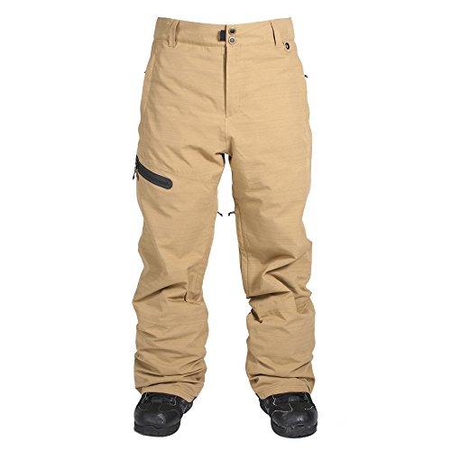10k Mens Outerwear Pant (Ride Snowboard Outerwear Men's Velum Pants, Camel Melange, Large)