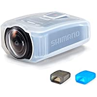 Shimano Sports Camera Silicone Jacket - CM-JK01 (Clear Blue)