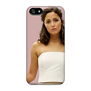 Pretty NEE9409sCNE Iphone 5/5s Case Cover/ Mary Rose Byrne Series High Quality Case