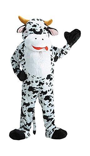 Vaca, Señor Disfraz, Cabeza y pies por Separado, carnaval