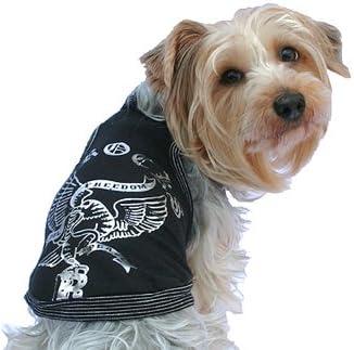 eb76b602b42 ROCK EAGLE DESIGNER dog clothes designer luxury puppy pet clothing coat  jacket t shirt apparel jumper sweater hoodie winter christmas gift warm  pink blue ...