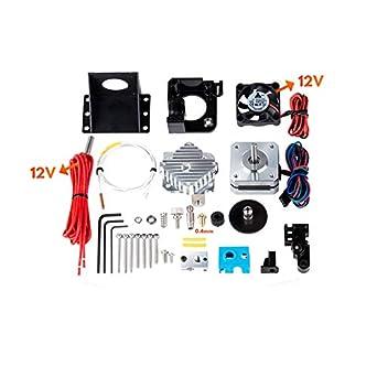 Impresora 3D Titan Aero V6 hotend extrusora kit completo ...