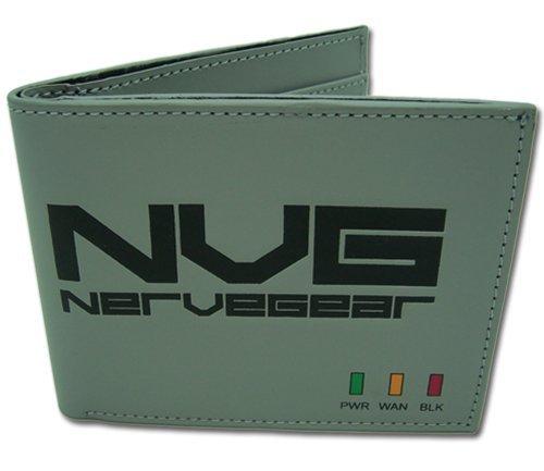 Great Eastern Entertainment Sword Art Online Nerve Gear Bi-Fold Wallet