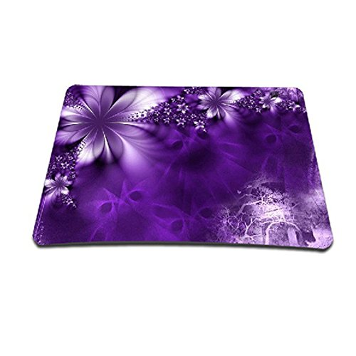 ToLuLu #174;Regular Size (8.5inchx7inch) Mouse pad Mouse Mat Mouse Mice Suit for Optical Laser Mouse, Purple -Purple