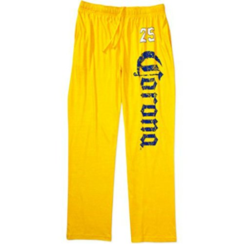 Corona Costume (Corona Extra Yellow Men's Pajama Lounge Sleep Pants -)