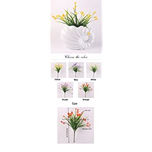 Artificial Lily Artificial Lillies - New Beautiful 25 Heads/Bouquet Mini Artificial with Leaf Silk Fake Lily Aquatic Plants Home Room Decoration Flower - Artificial Lilies 119