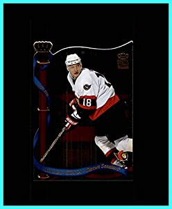2001-02 Crown Royale #101 Marian Hossa OTTAWA SENATORS