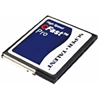 Super Talent Cfast Pro Card 16GB Reliable MLC NAND Type Flash (FDM016JMDF)