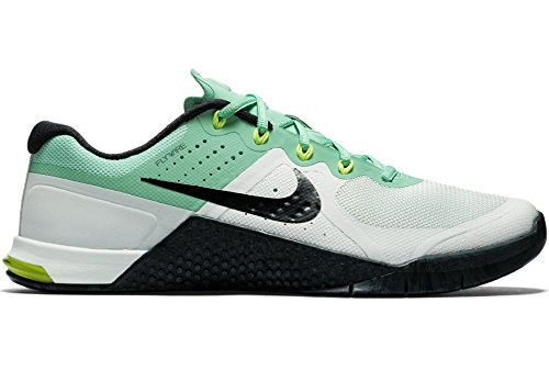 Gymnastics Nike WMNS Metcon White Green Shoes 2 Women's xqZT1U