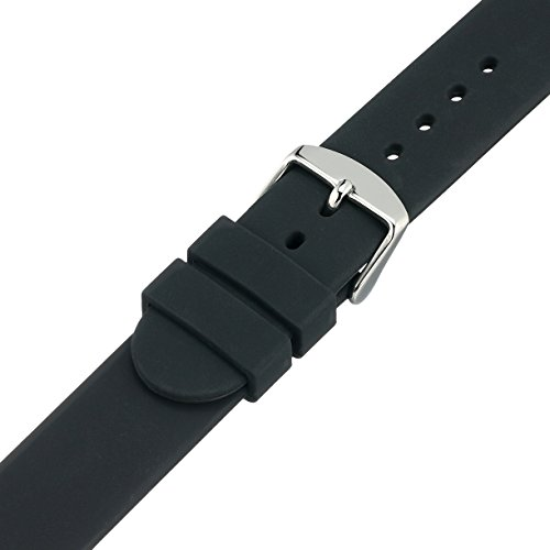 Speidel (Accessories) Men's 23000720 18 mm Classic Watch Strap