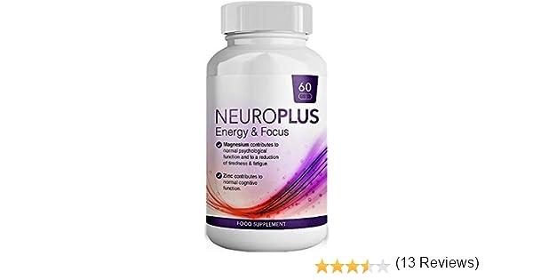 Cafeína con L-Teanina, Vitamina B5, Zinc y Magnesio para una Energía Suave y Enfoque - Energía enfocada para su Mente y Cuerpo - No. 1 Pila Nootrópica ...
