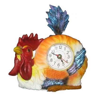 AIE GF100 Rooster Desk Clock