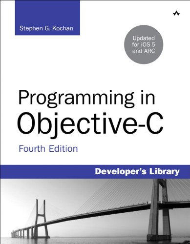 [PDF] Programming in Objective-C, 4th Edition Free Download | Publisher : Addison-Wesley Professional | Category : Computers & Internet | ISBN 10 : 0321811909 | ISBN 13 : 9780321811905