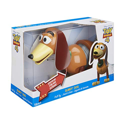 Slinky Dog Toy - Slinky Disney Pixar Toy Story 4 Dog