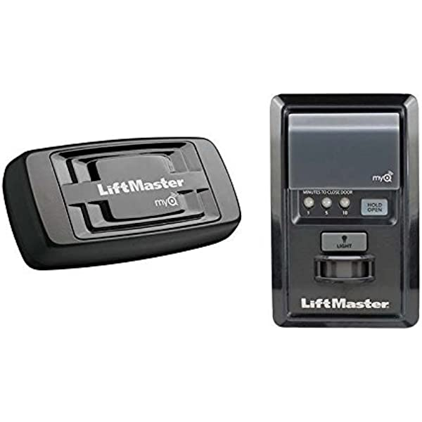 LiftMaster 888LM 828LM MYQPCK Security 2.0 MyQ Wall Control ...
