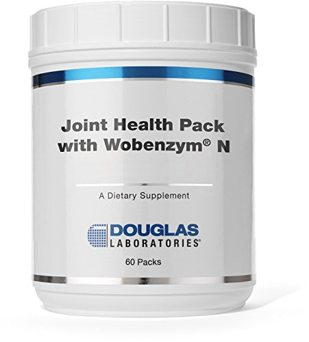 Douglas Laboratories® - Joint Health Pack with Wobenzym® N - Supports Joint and Musculoskeletal Systems* - 60 Packs