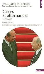 Crises et alternances : 1974-2000