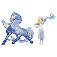Disney Frozen Elsa Small Doll & The Nokk Figure Inspired by Frozen 2