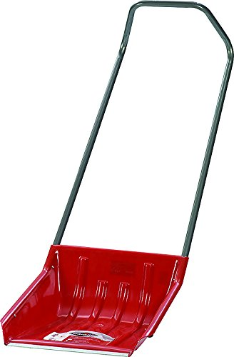 ''Snow Shovel ''''NORDIC COMPACT SNOW SLEIGH SHOVEL W/19'''''''' POLY BLADE'''''' by Manufacturers Direct