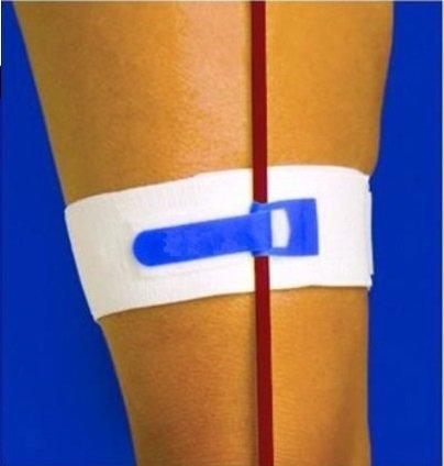 Pepper Medical Foley Catheter Leg Band Strap Loop Tube Wr...