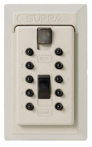 KEIDEN(計電産業) ケイデンセキュリティー カギ番人プラス 南京錠型 PC10 B00C582TXG カードキー対応 ビッグサイズ|プラスボタン式南京錠型  カードキー対応 ビッグサイズ