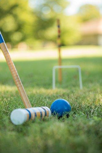 Triumph 6-Player Beginner Croquet Set