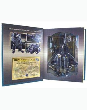Robotech Masterpiece Collection Vol 4 Sue Graham Shadow (Robotech Masterpiece)
