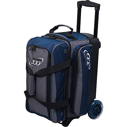 Columbia 300 Bags Icon Double Roller (Navy/Charcoal)