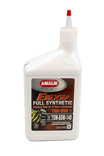 85 140 synthetic gear oil - 6