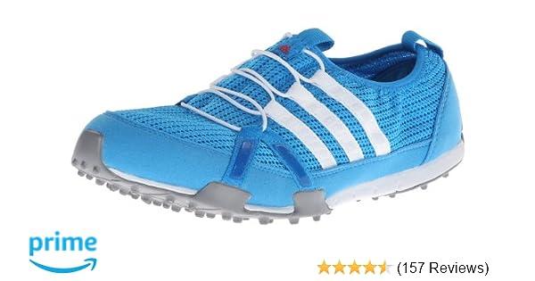 cheap for discount 1bc35 d8e8f Amazon.com  adidas Womens Climacool Ballerina Golf Shoe  Gol