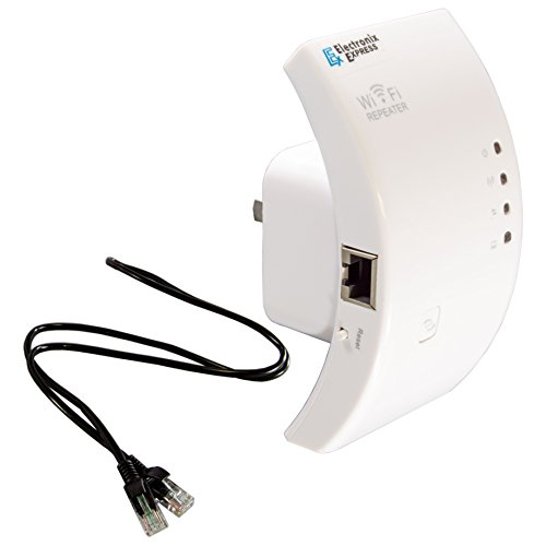 Network Router Range Expander - Wireless-n Wifi Repeater 802.11n/b/g Network Router Range Expander 300m 2dbi Antennas Signal Boosters