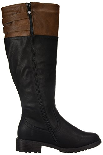 PAIRS Black Camel Women's DREAM Calf Wide qgdEx7