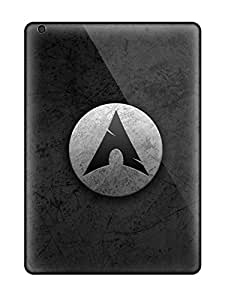 Hot Snap-on Archlinux Hard Covers Cases/ Protective Cases For Ipad Air