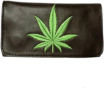 Bolsa para tabaco de liar La Siesta Hoja María: Amazon.es: Salud y cuidado personal