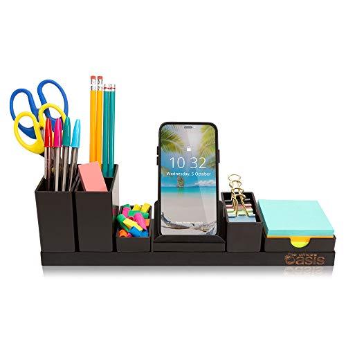 Desk Organizer with Adjustable