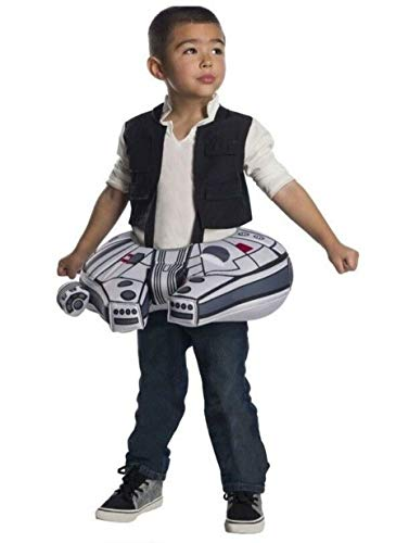 China Halloween Costumes Boy - Deluxe Millenium Falcon Han Solo Toddler