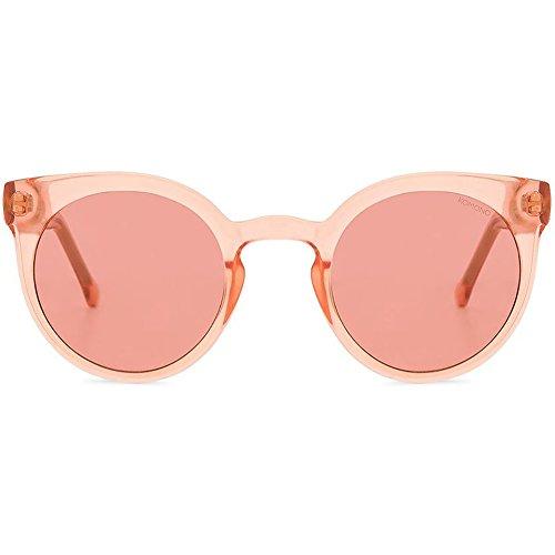KOMONO Lulu Sunglasses in Peach