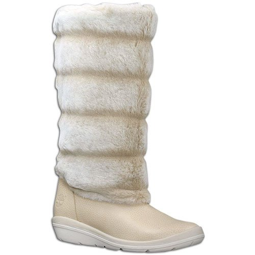 Timberland Womens Channel Faux Fur