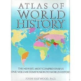 World Atlas of the Past, vol. 1-4