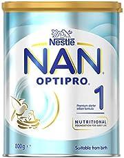 NESTLÉ NAN OPTIPRO 1, Starter 0-6 Months Baby Formula Powder – 800g