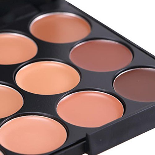 Goldenfox Women Cosmetic Professional Neutral Face Makeup Concealer Palette Concealers & Neutralizers by Goldenfox (Image #3)