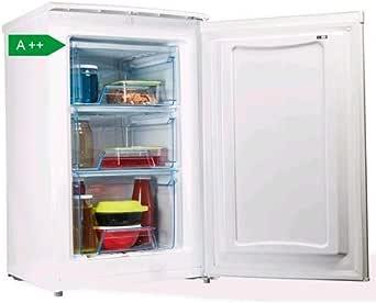 PremierTech congelador vertical congelador 68 litros -24 grados A ...