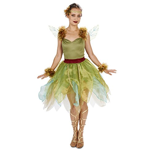 [Woodland Princess Fairy Adult Costume S] (Fairy Halloween Costumes For Adults)