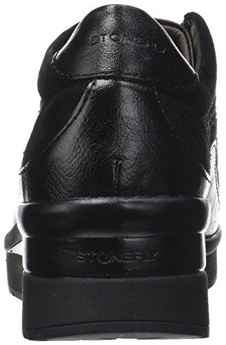 Black Nero Femme 2 Chaussons Goat 0 Stonefly Suede Cream Noir Noir EU PUqvCwCRxW