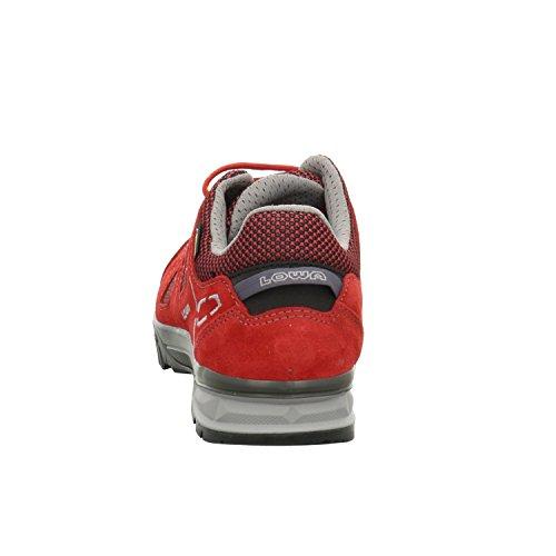 rosso Scarpe Rosso Gtx Phoenix 38 donna rosso leggero Low escursioni UE Rosso wOx0aYw