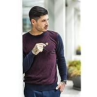 Suéter Masculino Rockler 2080 Decote Redondo