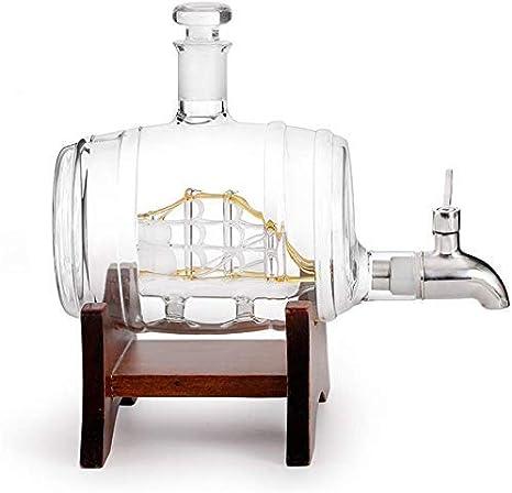 ZXL Bourbon Barrel LIK r - Whisky escocés - 1000ml Donor f ...