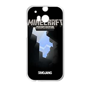 Generic Case Minecraft For HTC One M8 Q6Z5117611