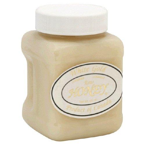 White Gold Honey Honey, 23-Ounce (Pack of 12)